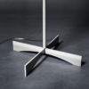 Foscarini Havanna vloerlamp detail Tabbers Lichtdesign Nijmegen