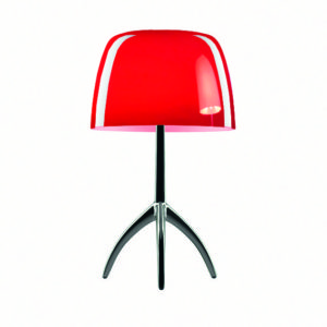 Foscarini Lumiere Cherry Red 02 Tabbers Lichtdesign Nijmegen