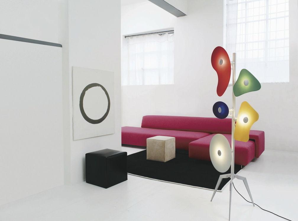 Foscarini Orbital kleuren 01 Tabbers Lichtdesign Nijmegen