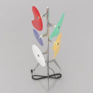 Foscarini Orbital kleuren 02 Tabbers Lichtdesign Nijmegen