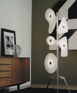 Foscarini Orbital wit 02 Tabbers Lichtdesign Nijmegen