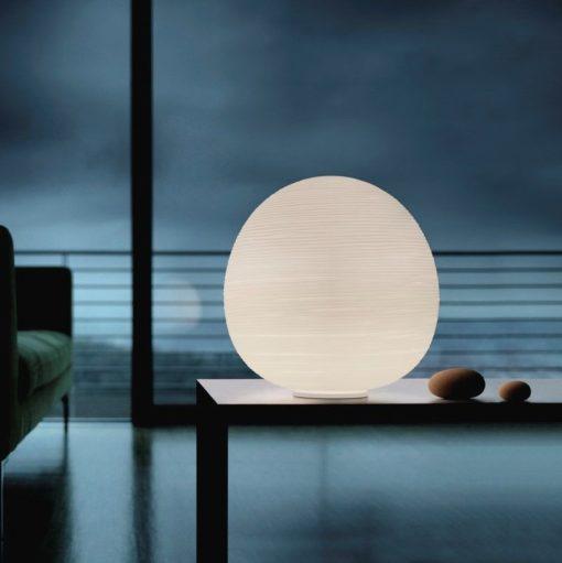 Foscarini Rituals XL opaal glas Tabbers Lichtdesign Nijmegen