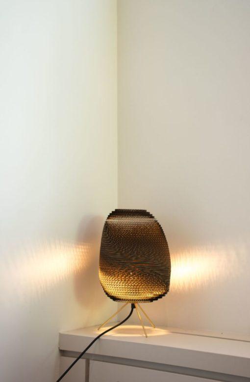 Graypants Abey natuurlijk bruin Tabbers Lichtdesign Nijmegen