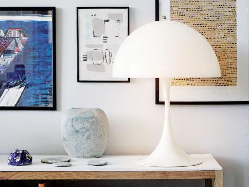 Louis Poulsen Panthella Tafel Wit Tabbers Lichtdesign Nijmegen