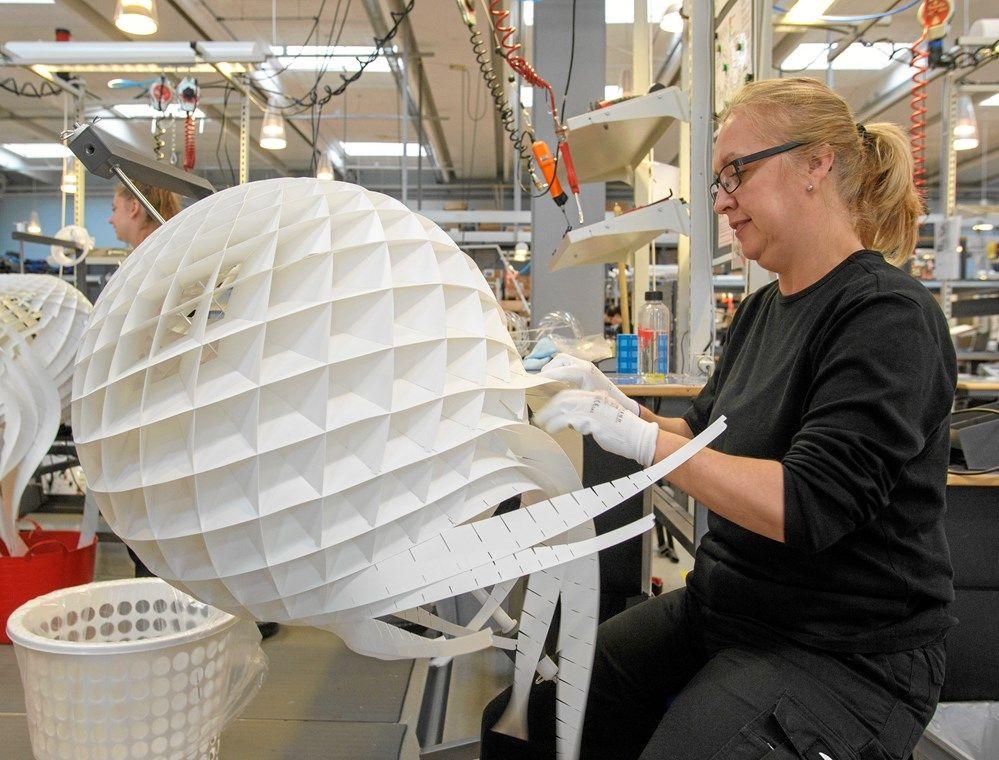 louis poulsen hanglamp patera 600mm tabbers lichtdesign. Black Bedroom Furniture Sets. Home Design Ideas